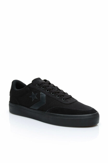 Men's Courtlandt Black Sneaker 161599C-S