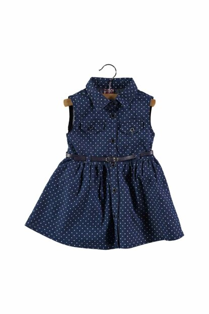 White Girls Kids Jeans Dress 260990653Y91