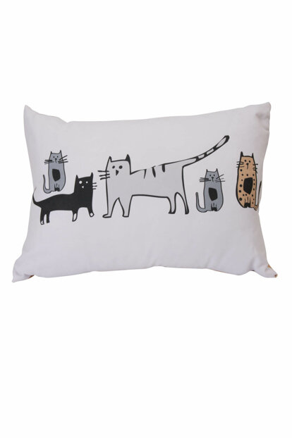 Cats in İstanbul Rectangle Pillowcase BGD112490401