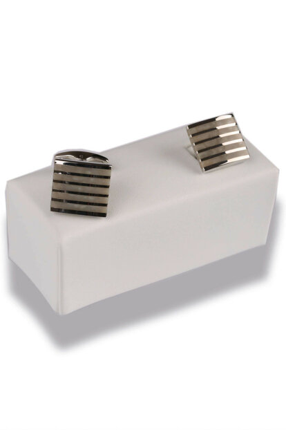 Stone Color Square Cufflink KD404 KRVT8690000007109