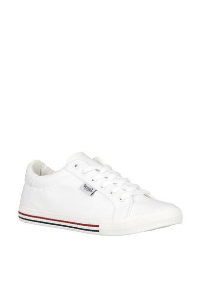 White Men's Sneaker 8122 224554