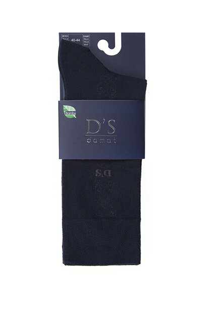Men's Navy Blue Socks - Ds 614.005 DS 614.005