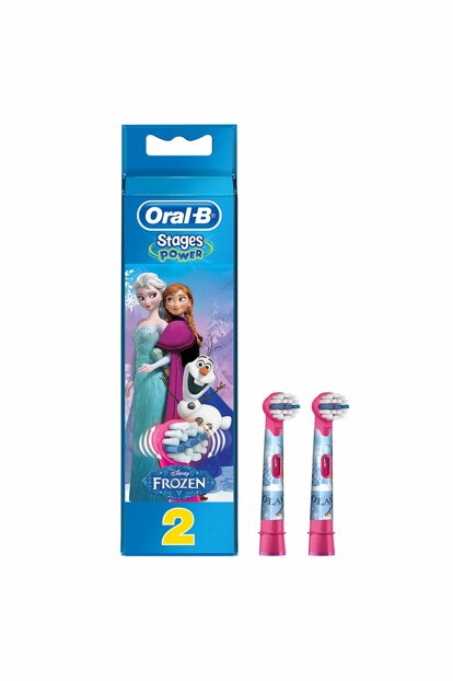 Stages Power Frozen Toothbrush Backup 2 Li 97517