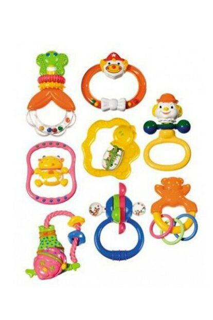592 My First Friend Rattle