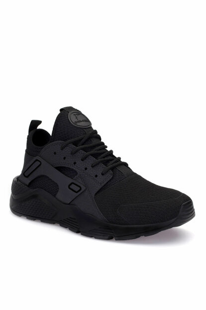 Black Men's Sneaker HR2.DS