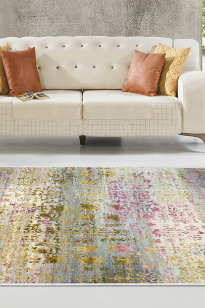 80x120 Pearl Carpet Digital Fringed 1895 80x120 8685607920306