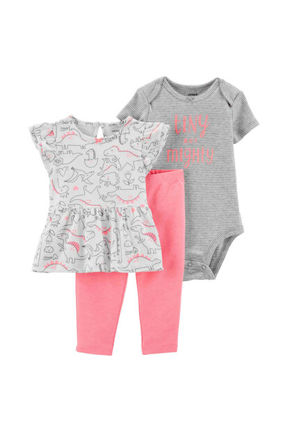 Layette Baby Girl 3sets 16660410