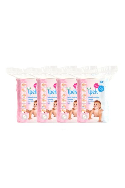 Silk Maxi Baby Cleaning Silk Cotton 60s 6Pack IPK01424