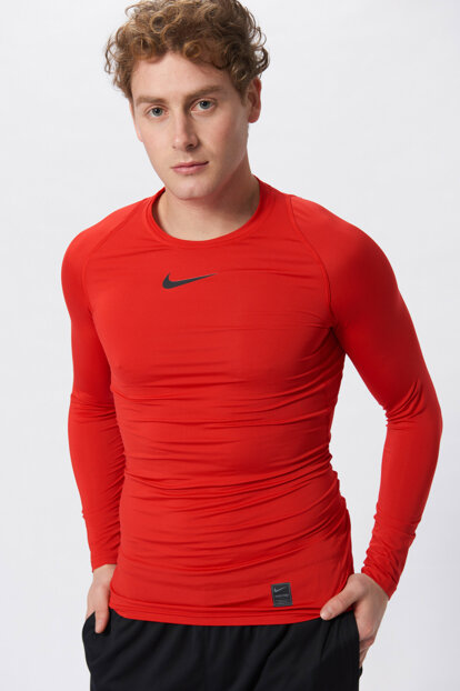 f44a4e95 Nike Men's Sweatshirt - Mens Nike Pro Top - 838077-657 - 32,250 ID