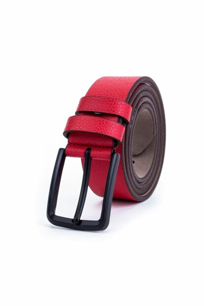Men's Red Belt - KM16012-182
