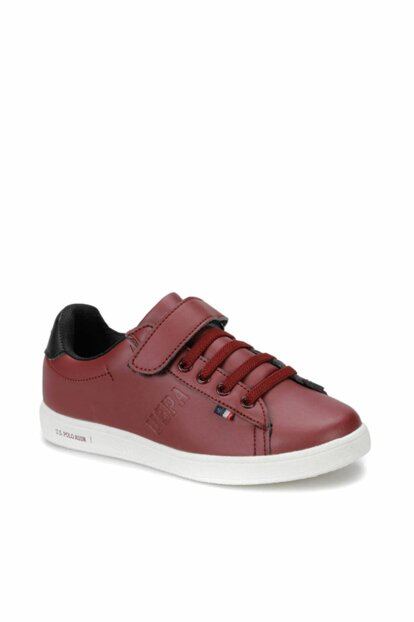 Bordeaux Unisex Kids Sneaker FRANCO