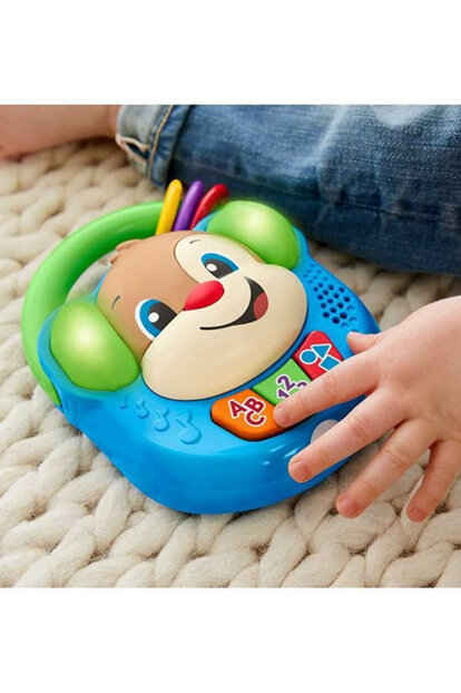 Fisher Price Educational Music Player Fpv18 / 64.06.6008.099