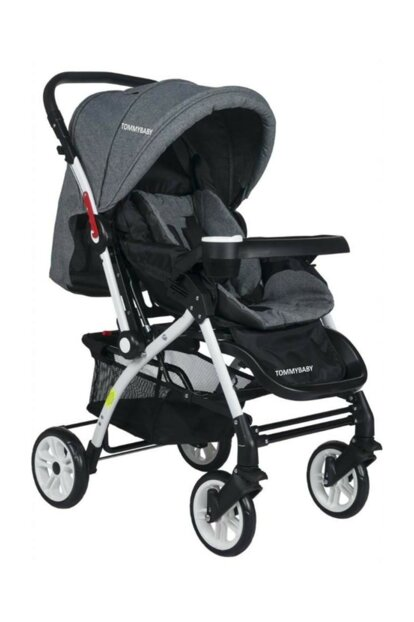 Tommybaby Eagle Aluminum Luxury Double Direction Baby Stroller 2019 Smoked / AL-1