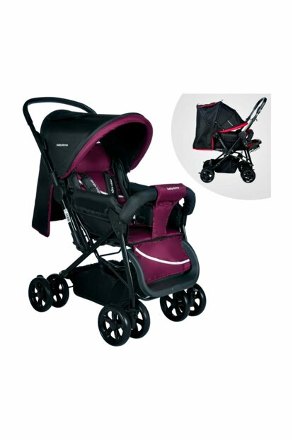 Baby Home Bh-655 Pacific Two Way Baby Stroller Purses / 007.022.485