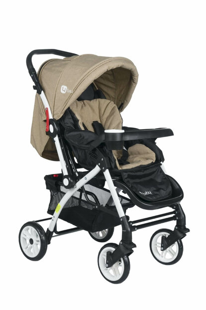 Tommybaby 4 Baby Eagle Aluminum Luxury Double Direction Baby Stroller 2018 / AL-1-3
