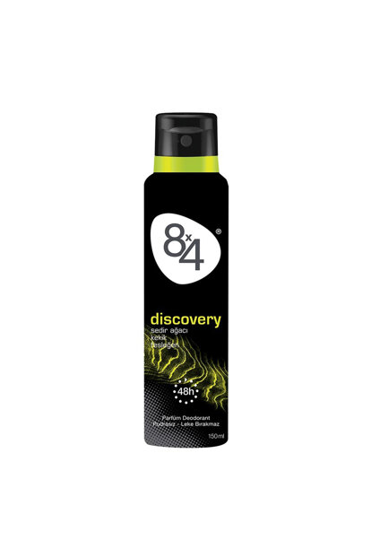 Discovery Powder Free Deodorant 150 ml 4005900197825