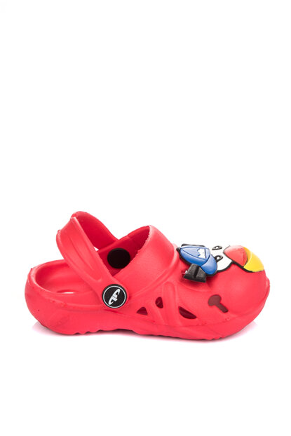 Red Children's Slippers A083-17 A083-17