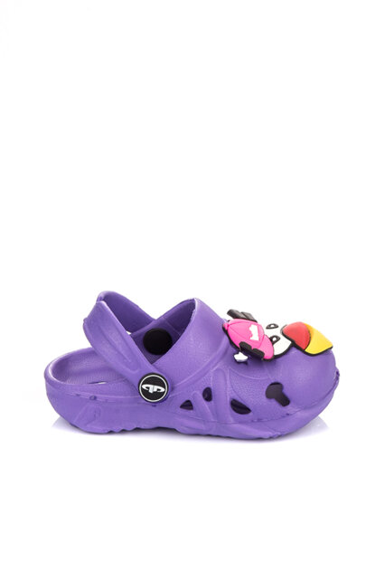 Purple Children Slippers A083-17 A083-17