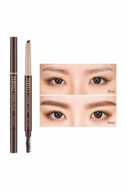 Automatic Eyebrow Pencil - Perfect Eyebrow Styler (Red Brown) 0,35g 8806185749992