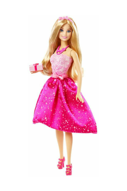 Barbie Birthday Princess / U244196