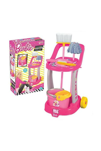 Barbie Cleaning Trolley / 1970