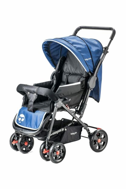 Practico Two Way Baby Stroller Navy Blue 8698943143872
