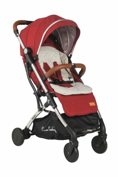 PC340 Yeehoo Baby Stroller Red 353012-00006_R003