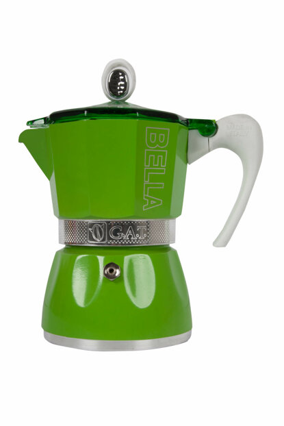 Bella Espresso Machine 3 Seater Green GAT103803Y