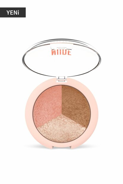 Illuminating & Blush & Bronzer 3 ''