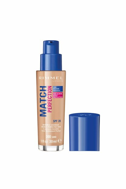 Foundation - Match Perfection Foundation 300 Sand 3614220954080 RIMFON02