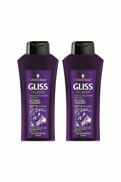Shampoo Intense Therapy 360 ml x 2 SET.HNKL.100