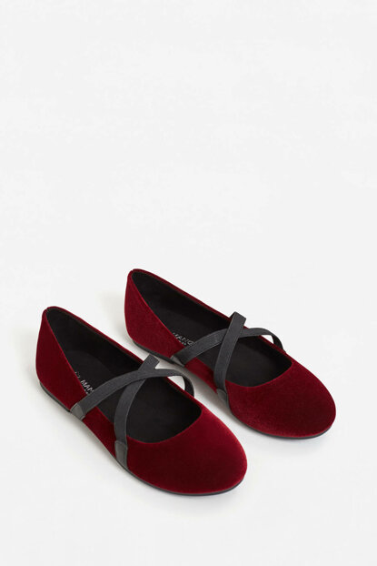 Eggplant Girl Casual Shoes 13080603