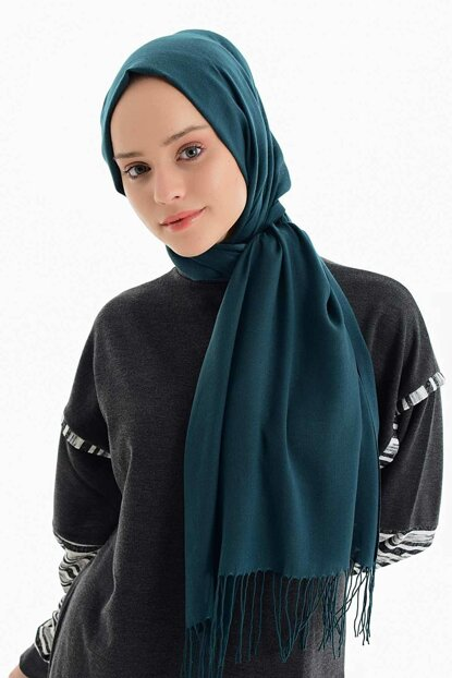 Emerald Green Shawl BRL005-170X65CM
