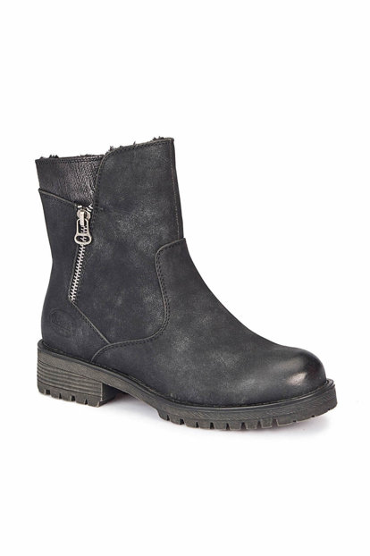 Black Women's Boots - AS00037549