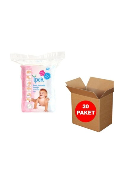 Silk Maxi Baby Cleaning Silk Cotton 60 Pack 30Pack 8691275000141030