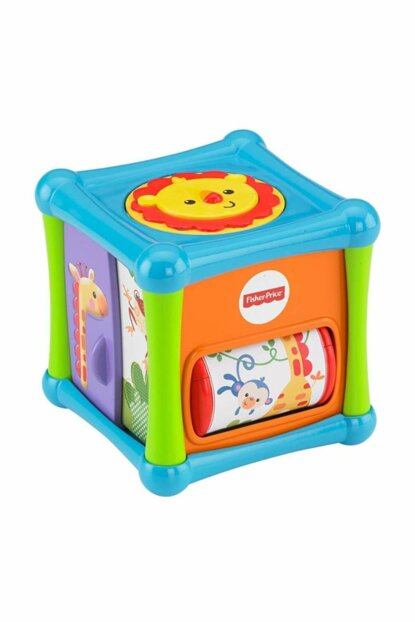 Fisher Price Cute Animals Activity Cube / LTY80BFH