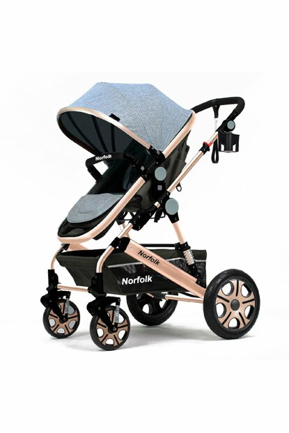 Baby Voyage Comfort Air Luxury Two Way Baby Carriage