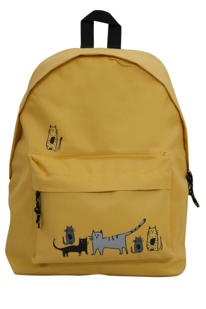 Cats in Istanbul Backpack BGD11146020610