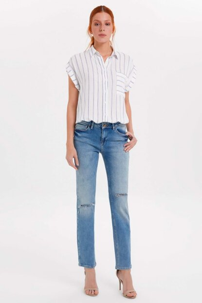 Women's Slim Fit Jean Cady LF2017293