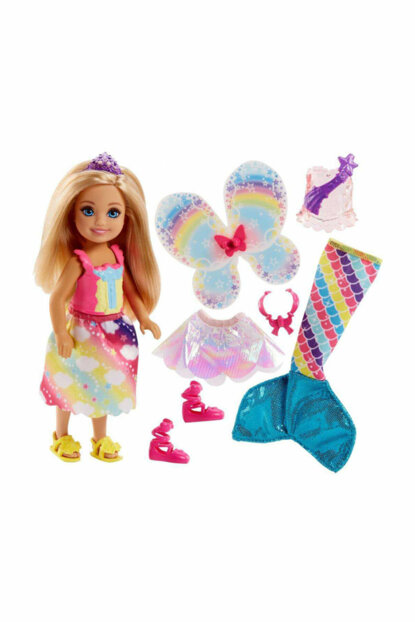 Barbie Dreamtopia Chelsea And Clothes Fjd00 / BRB / FJD00