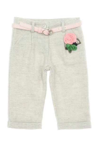 Gray Girl Trousers 1722164100