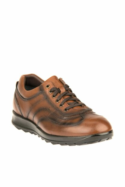 Men's Genuine Leather Taba Shoes 9347 308M_320