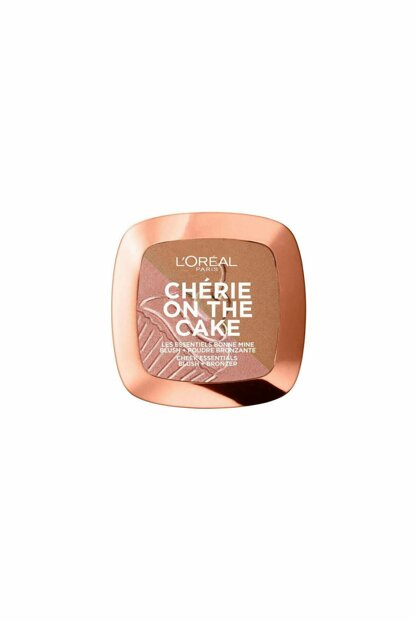 Blush Cherie On The Cake & Bronzer Milk Chocolate 01 3600523706761