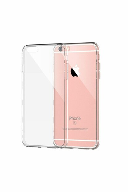 Ultra Thin Transparent Silicone Case for Iphone 6-6S Plus Dust Protection Stopper I6P-SY-145