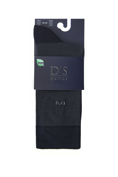 Men's Dark Blue Socks - Ds 601.005 DS 601.005