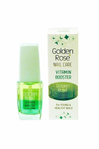 Vitamins Care for Live and Healthy Nails - Vitamin Booster 12 ml 8691190168056