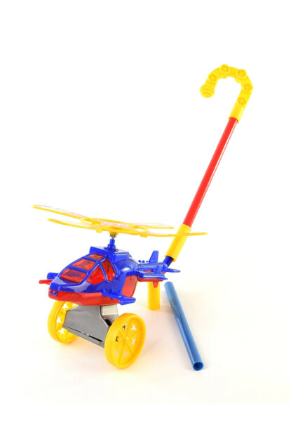 Toy Helicopter with Stick / ERB04.003