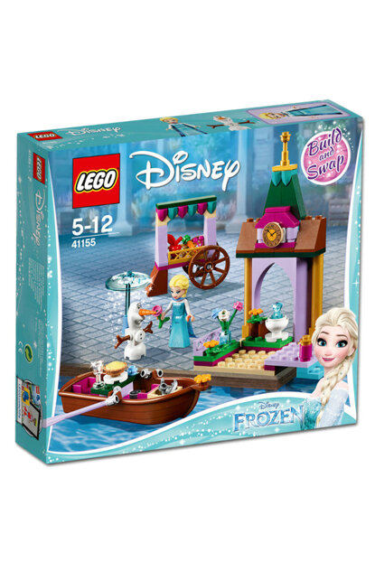 Disney Princesses Elsa's Sunday Adventure U280031