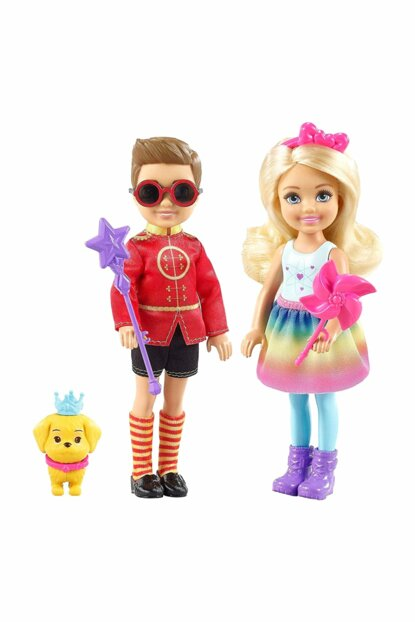 Barbie Dreamtopia Chelsea And Notto Together Play Set Frb14 BRB / FRB14