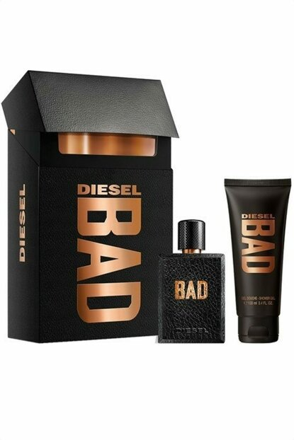 Bad Edt 75 ml + 100 ml Shower Gel Men's Perfume Set 3614272137004